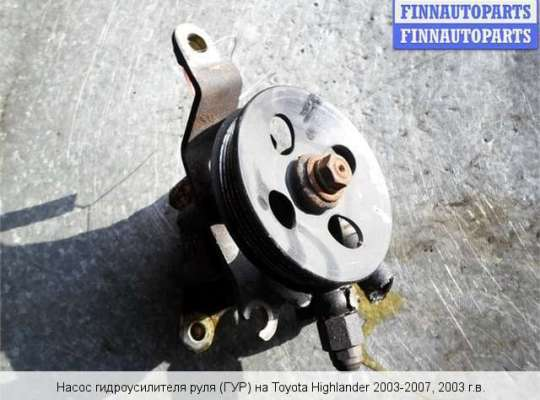 Насос ГУР на Toyota Highlander I