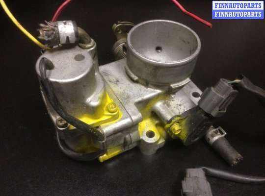 Заслонка дроссельная на Mazda 626 IV GE