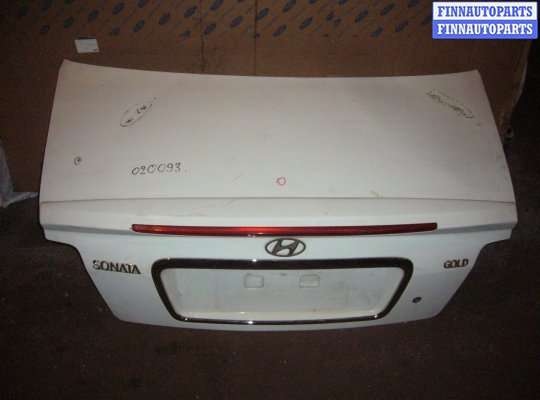 Крышка багажника на Hyundai Sonata V (New EF +ТАГАЗ)