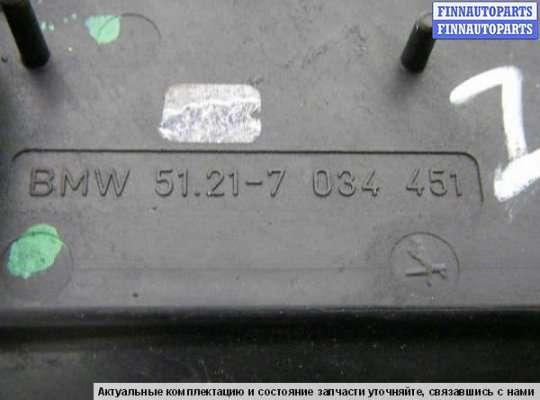 Ручка двери наружная на BMW X3 E83