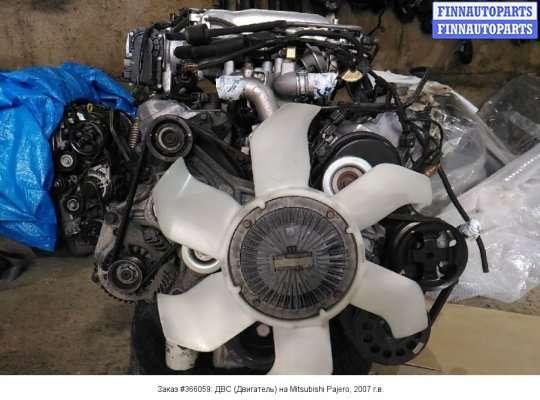 Двигатель (ДВС) 6G75
