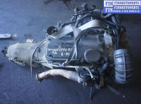 Двигатель (ДВС) OM 646.980