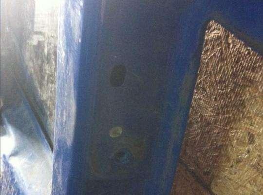 Стекло (распашной задней) двери на Peugeot Expert II (VF3V_)