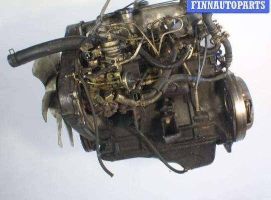 Двигатель (ДВС) D4BH