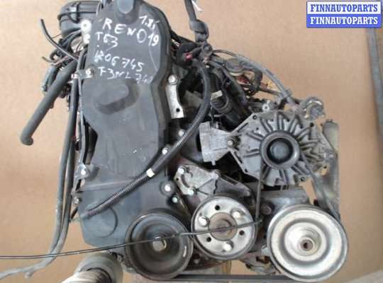 Двигатель (ДВС) F7P 704