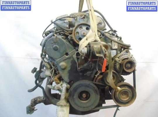 ДВС (Двигатель) на Acura MDX I (YD1)