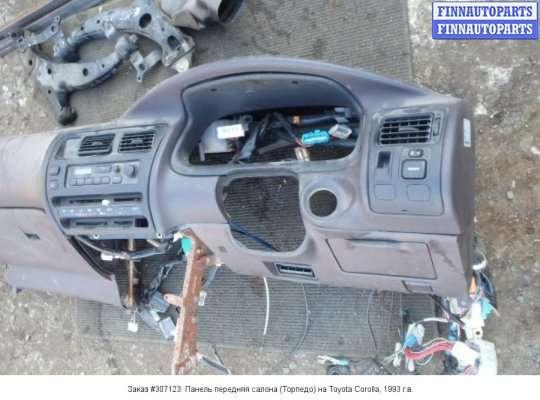 Панель передняя салона (Торпедо) на Toyota Corolla Ceres