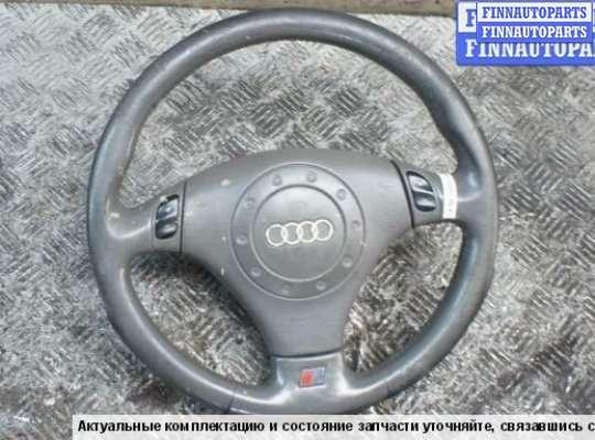 Подушка безопасности водителя (AirBag) на Audi A8 (D2, 4D)