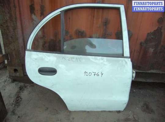 Дверь боковая на Hyundai Accent I