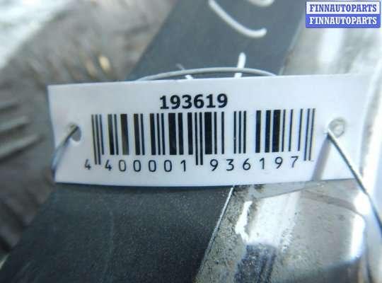 Решетка радиатора на Subaru Forester SF