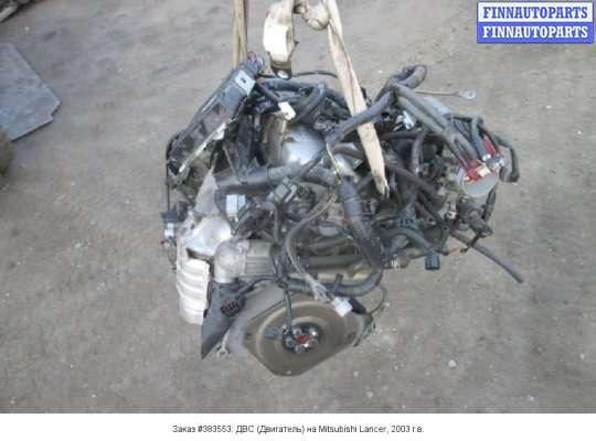 ДВС (Двигатель) на Mitsubishi Lancer IX