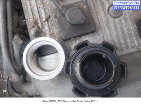 ДВС (Двигатель) на Toyota Carina E T19