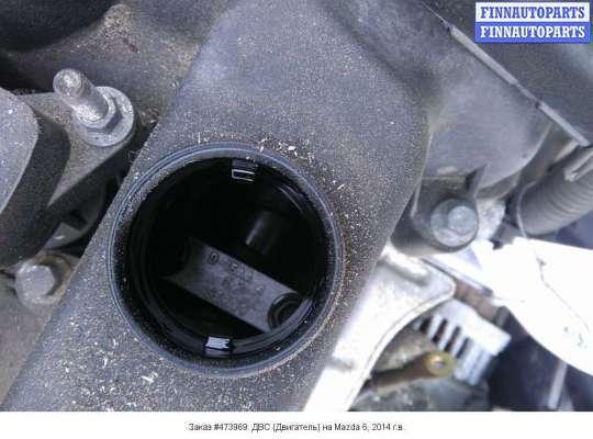 Двигатель (ДВС) L5-VE