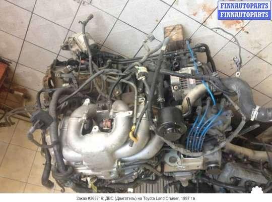 ДВС (Двигатель) на Toyota Land Cruiser 80