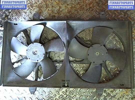 Вентилятор радиатора на Nissan Altima L31 III