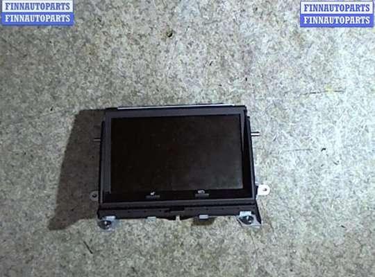 Дисплей бортового компьютера на Land Rover Discovery III