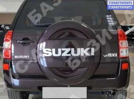 Бампер задний на Suzuki Grand Vitara II (JT, TD54)