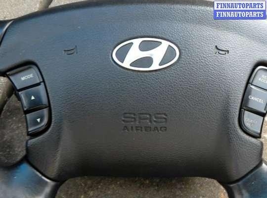 Подушка безопасности водителя (AirBag) на Hyundai NF Sonata