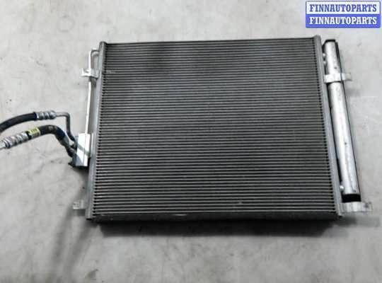 Радиатор кондиционера на Hyundai Santa Fe III (DM, NC)