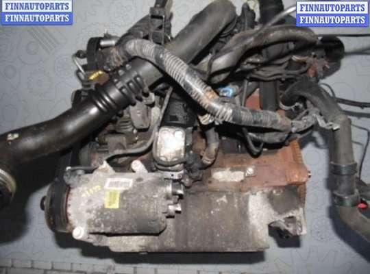 Двигатель (ДВС) AZBA