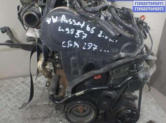 Двигатель (ДВС) BMA,CBAA