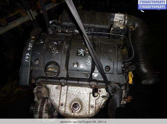 Двигатель (ДВС) NFU (TU5JP4)
