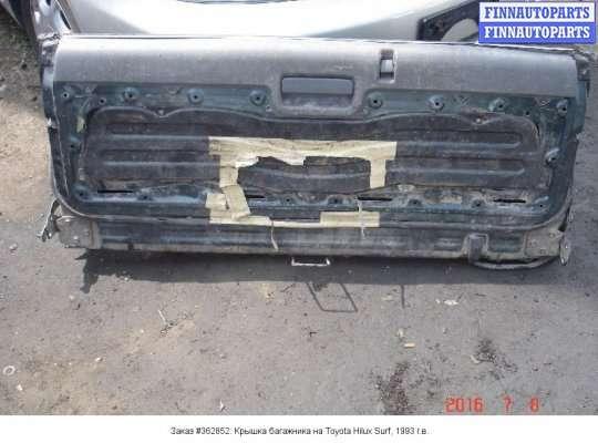 Крышка багажника на Toyota Hilux Surf I (N130G)