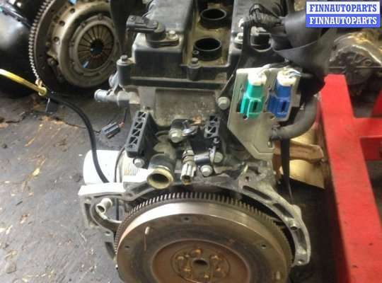 Двигатель (ДВС) KGBA