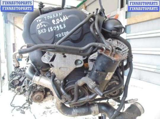 Двигатель (ДВС) BKD