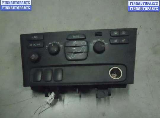 Блок управления печкой на Volvo XC70