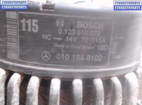 Генератор на Mercedes-Benz ML (W163)