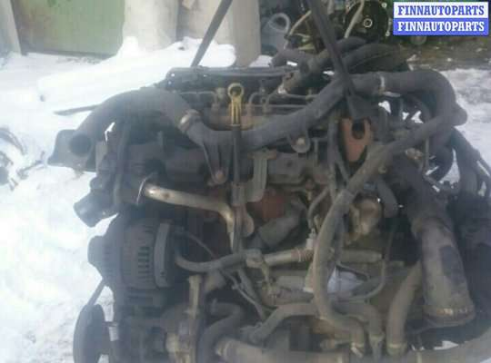 Двигатель (ДВС) SRFA,SRFB,SRFC,SRFD,SRFE