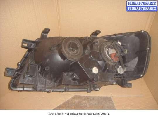 Фара передняя на Nissan Liberty M12