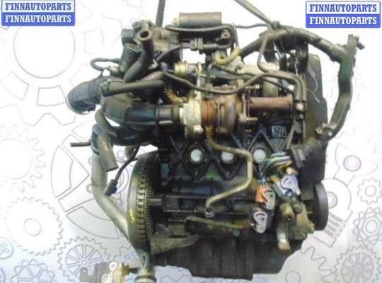Двигатель (ДВС) F9Q 732