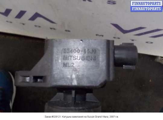 Катушка зажигания на Suzuki Grand Vitara II (JT, TD54)