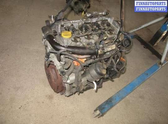 Двигатель (ДВС) D17A8
