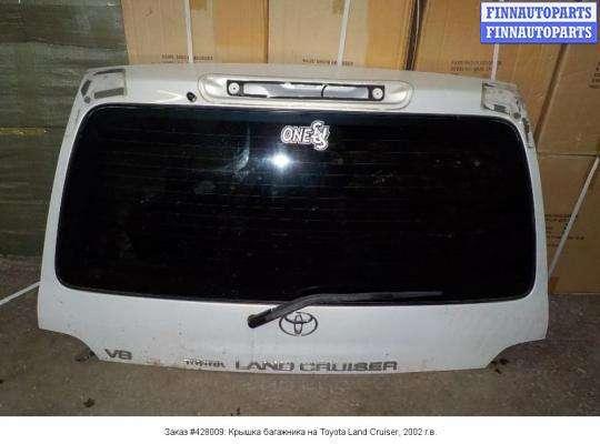 Крышка багажника на Toyota Land Cruiser 100