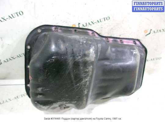 Поддон (картер двигателя) на Toyota Camry XV20