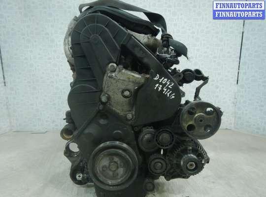 Двигатель (ДВС) WJZ (DW8)