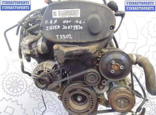 Двигатель (ДВС) Z 16 XER