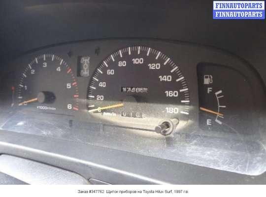 Щиток приборов на Toyota Hilux Surf II (N185W)