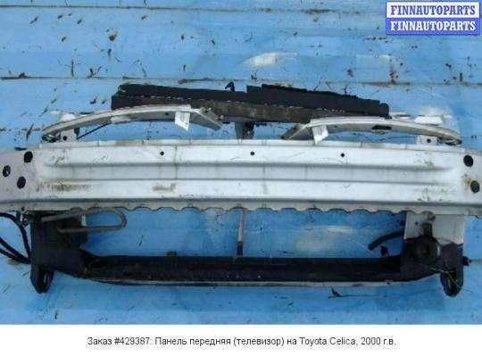 Панель передняя (телевизор) на Toyota Celica T23