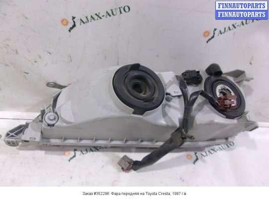 Фара передняя на Toyota Cresta GX 100