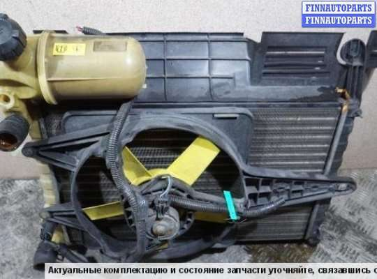 Радиатор (основной) на Fiat Tipo 160