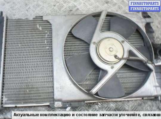 Радиатор (основной) на Daewoo Espero (KLEJ)