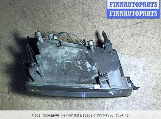 Фара передняя на Renault Espace II