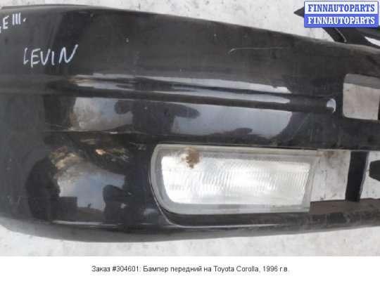 Бампер передний на Toyota Corolla Levin (AE110)