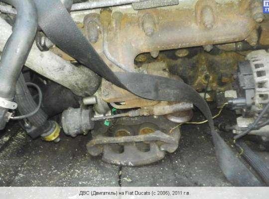 Двигатель (ДВС) F1AE3481G