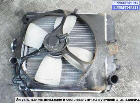 Радиатор (основной) на Suzuki Swift II (AH,AJ)