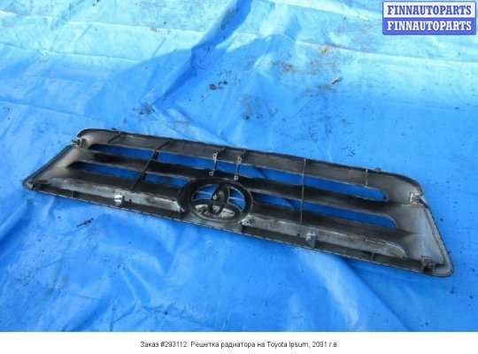 Решетка радиатора на Toyota Ipsum XM1